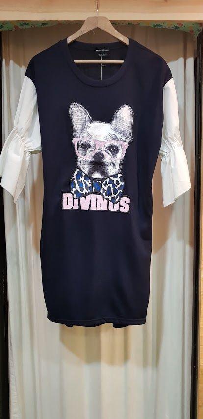 Camiseta perro azul: Productos de Picnic Moda Urban y Pinpilinpauxa