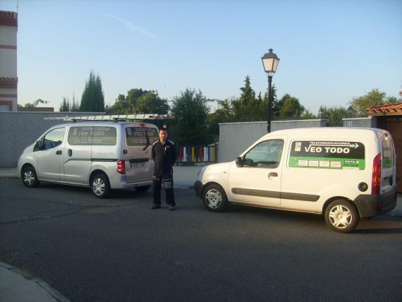 Foto 4 de Antenas en Burguillos de Toledo   Telecomunicaciones Veo Todo