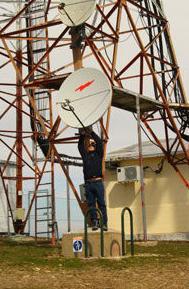 Foto 1 de Antenas en Burguillos de Toledo | Telecomunicaciones Veo Todo