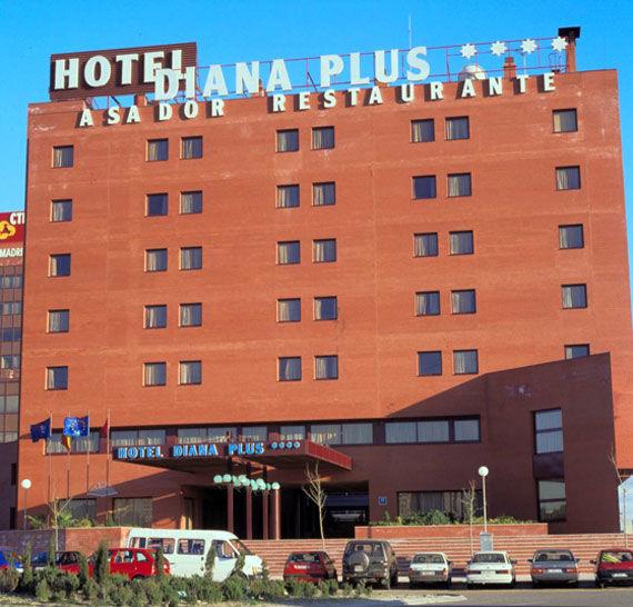 Foto 2 de Hoteles en Madrid | Hotel Diana Plus (C.T.M.)
