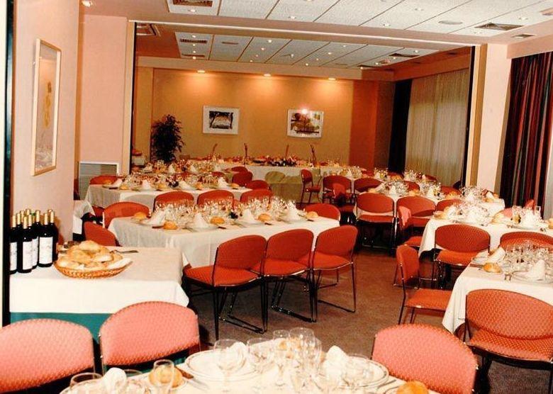hotel con restaurante en Madrid