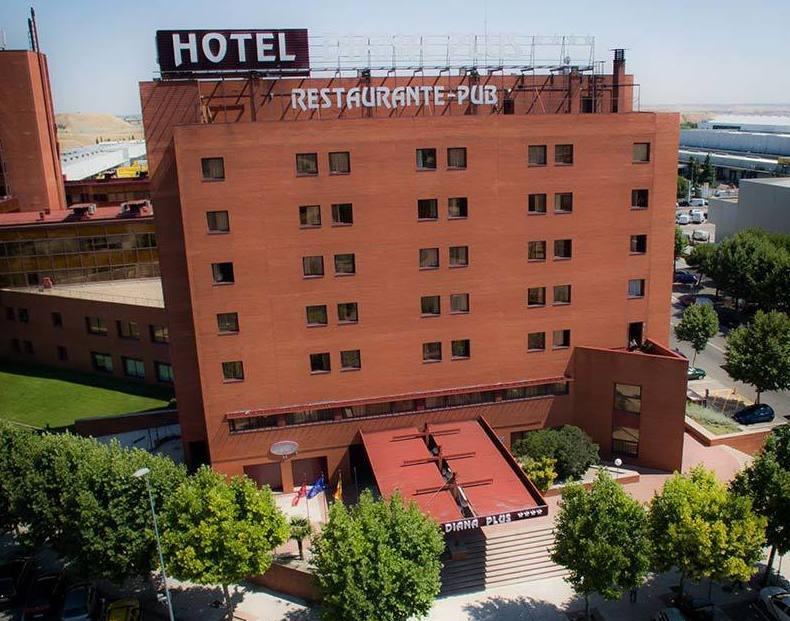 Hotel Diana en Madrid