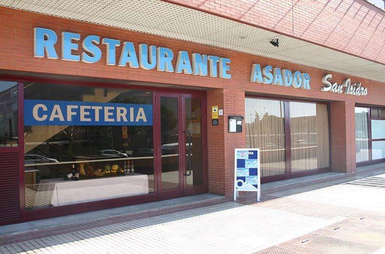 asador San Isidro en Hotel Diana Plus