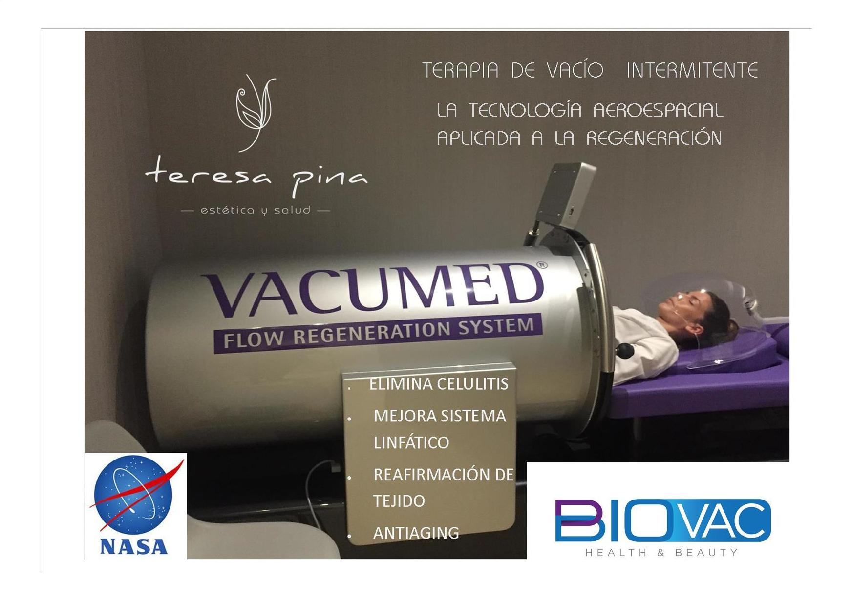 VACUMED: Servicios de Centro Teresa Pina