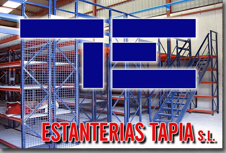 Tienda online Estanterías Tapia