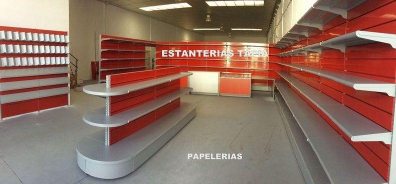Estanteria papelerias
