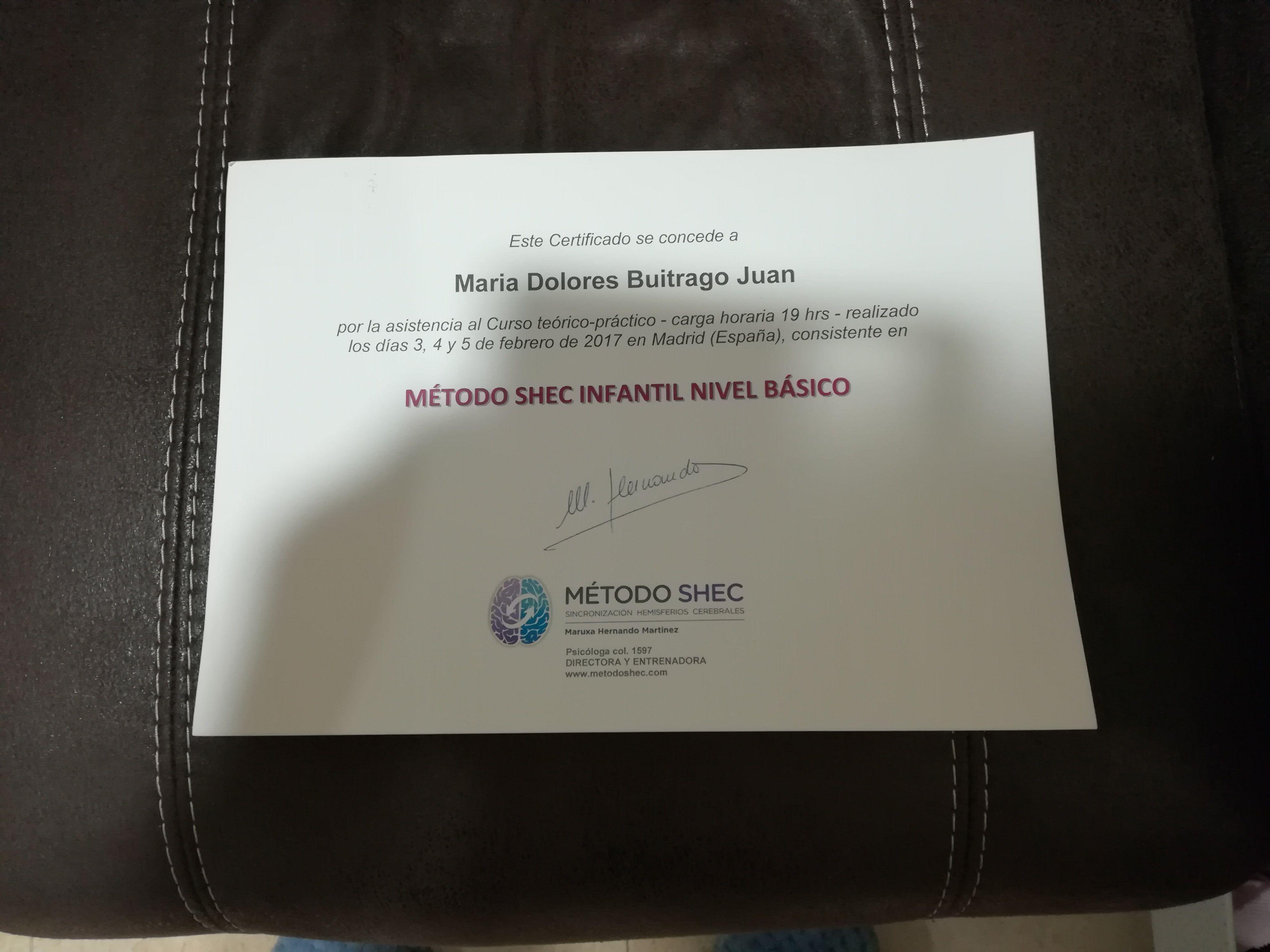 Terapia Método SHEC ( niños y adolescentes): Terapias y Tratamientos de Centro de psicología. Elche, Alicante