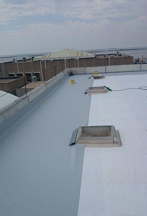 Terrazas con láminas de PVC y/o EPDM: Productos y Trabajos de Robalsas