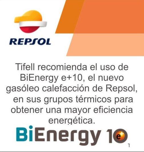 Bienergy Repsol