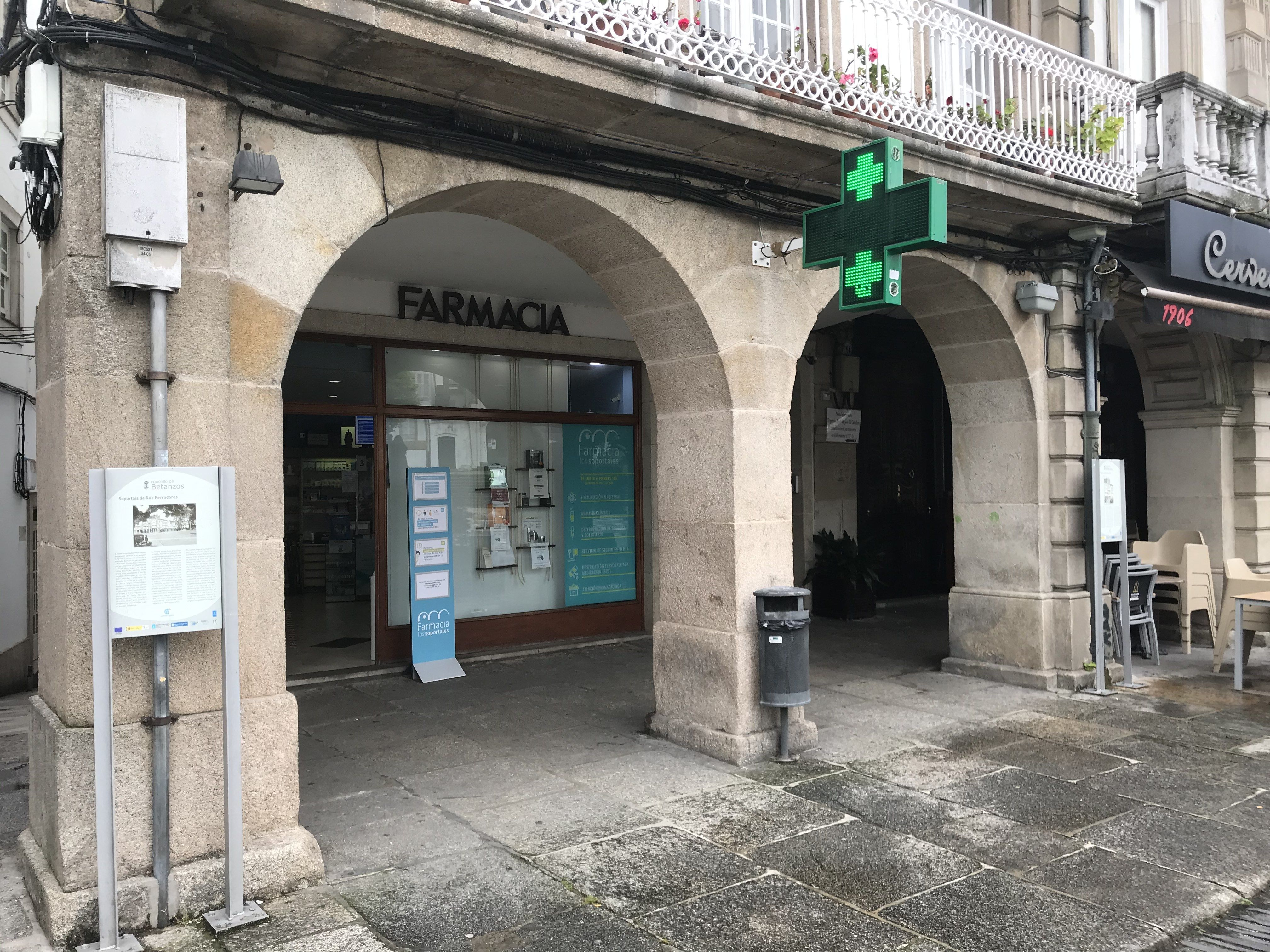 Farmacias de guardia enBetanzos