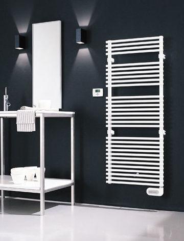 Toalleros calefactados para baños