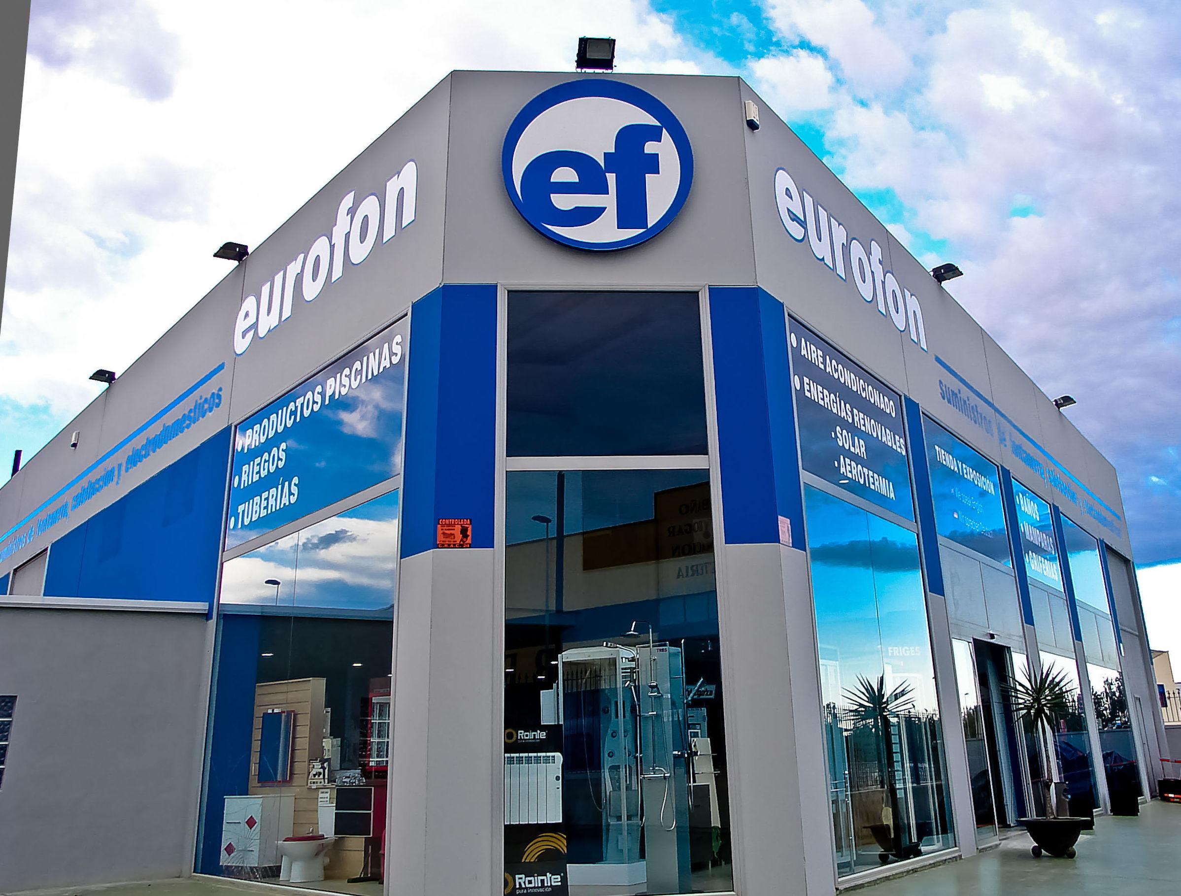 Eurofon en Torrevieja (Alicante)