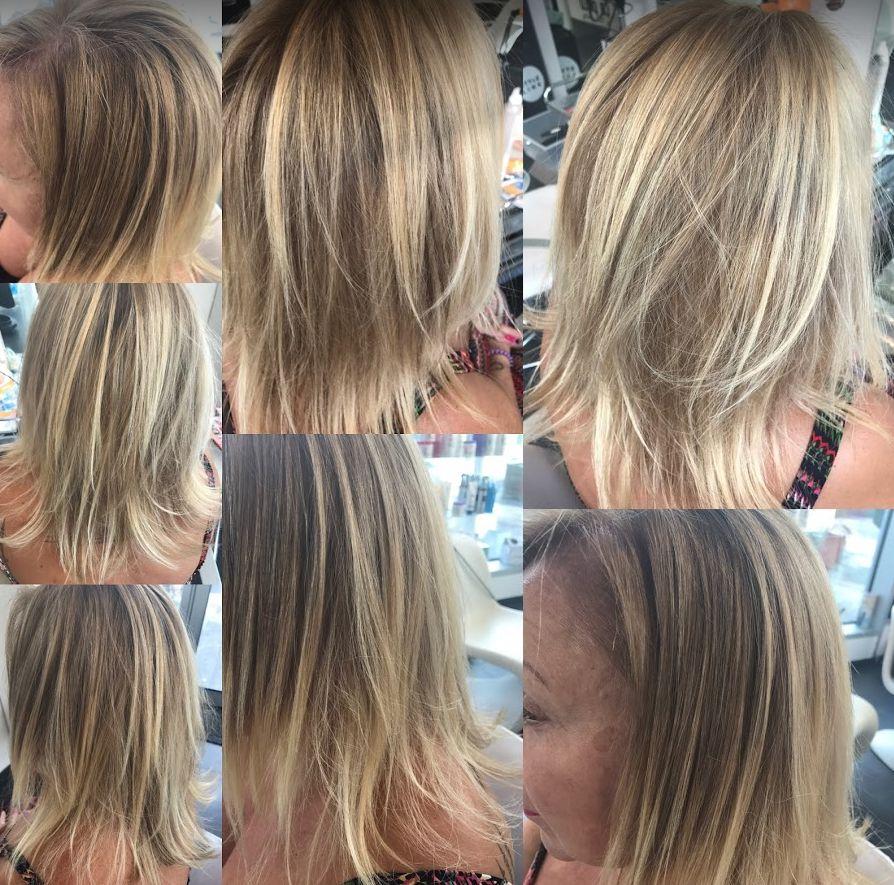 Mechas para el cabello