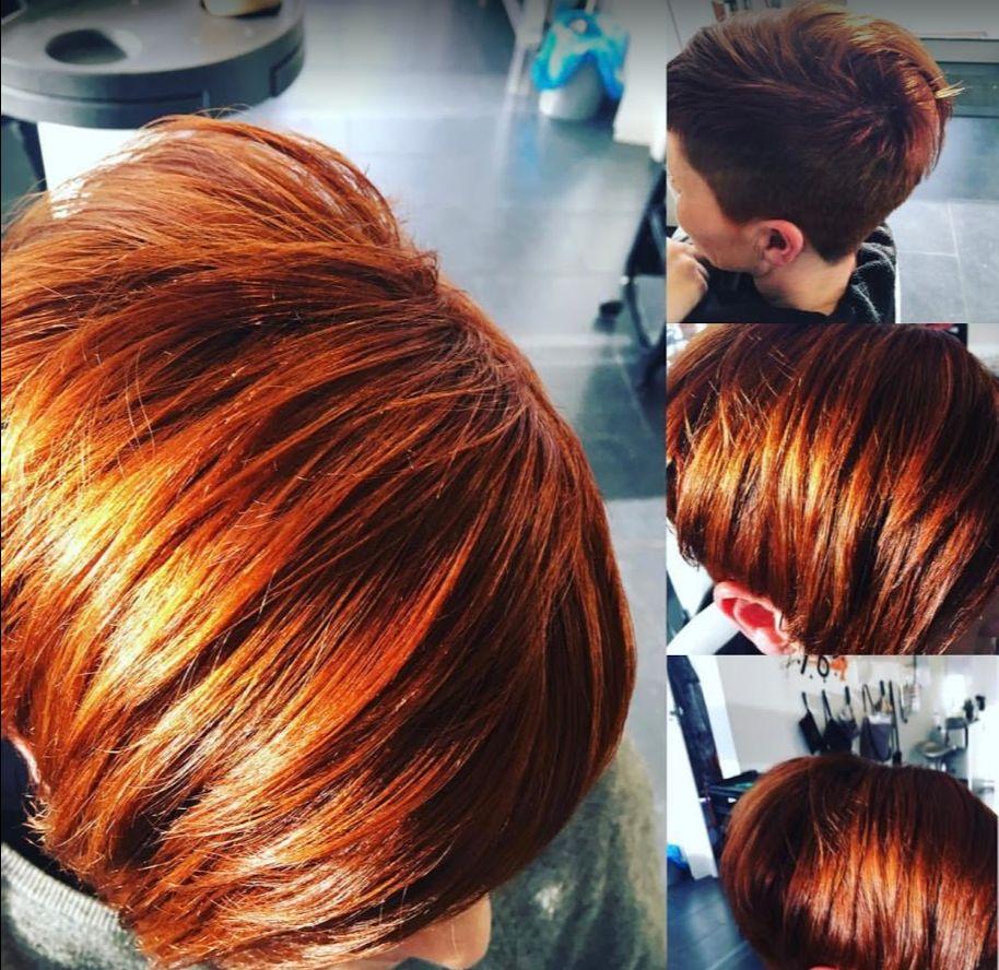 Tinte y color del cabello