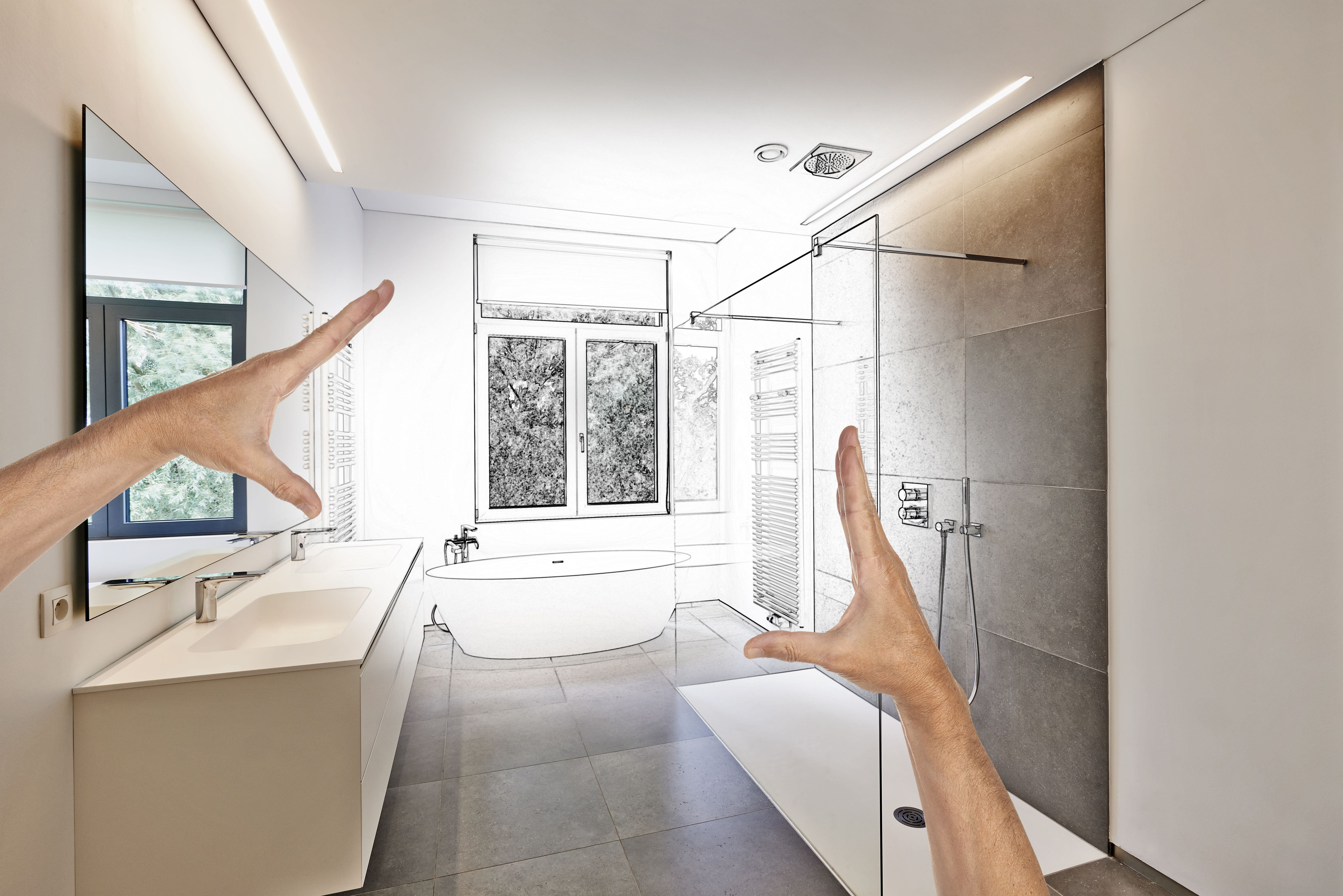 Cambio de bañera por plato de ducha Zamora