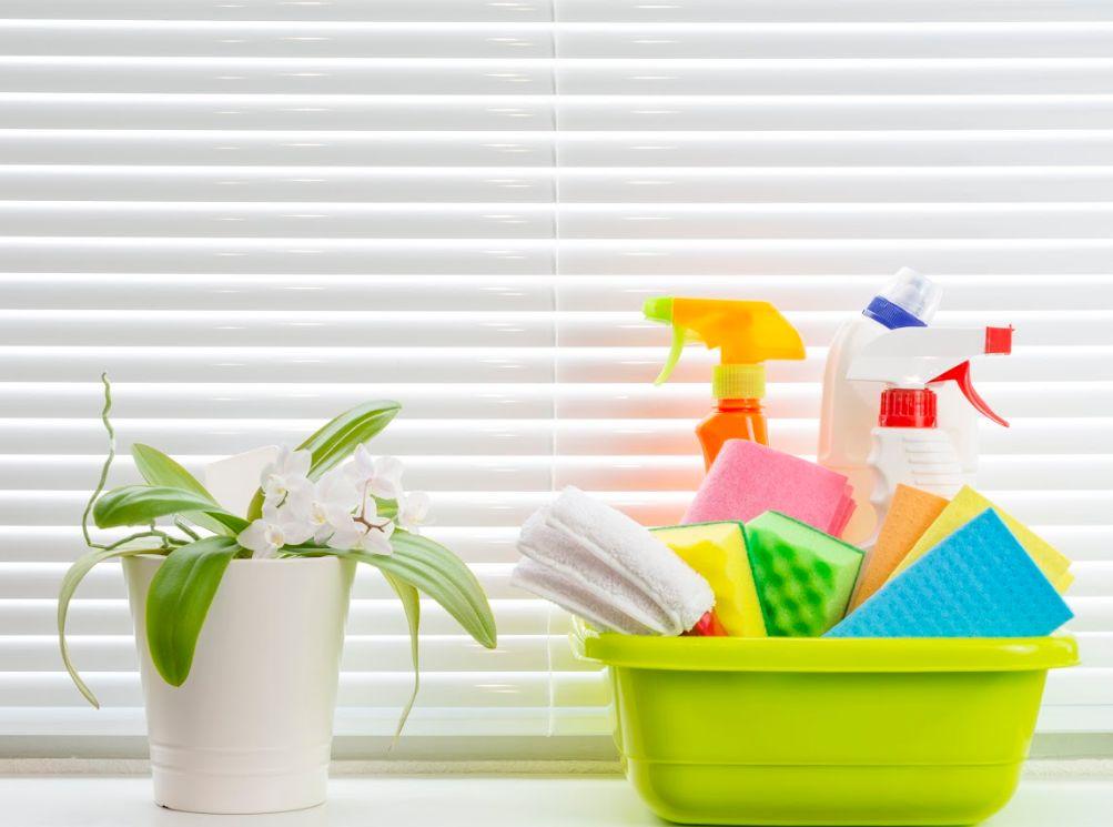 Productos de limpieza en Vizcaya