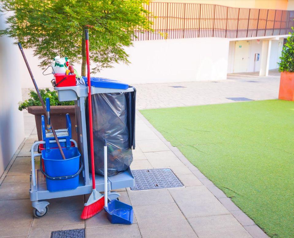 Suministros de limpieza en Vizcaya