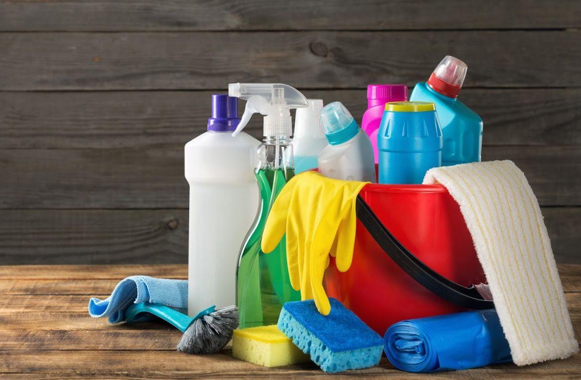 Suministro de máquinas y productos químicos de limpieza en Vizcaya