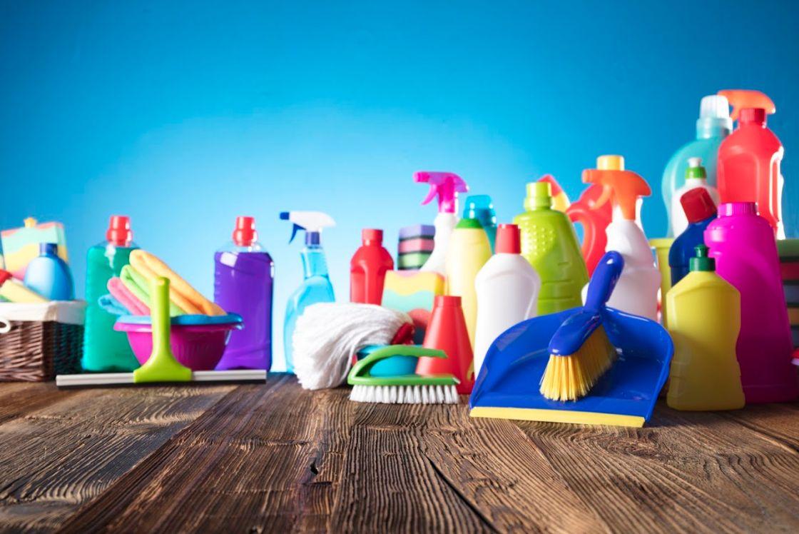 Comercialización de productos de limpieza en Vizcaya