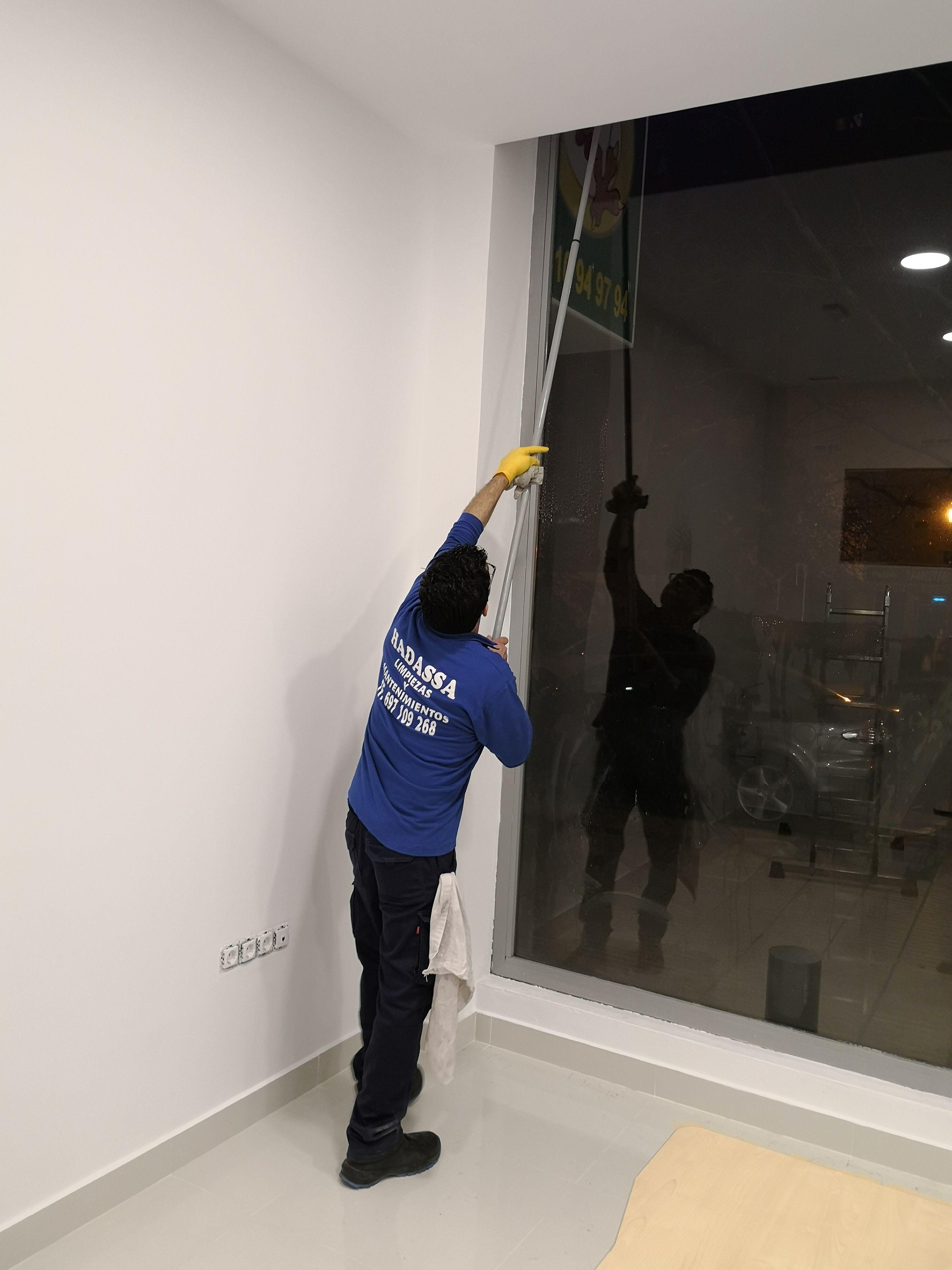 Foto 17 de Empresas de limpieza en Badajoz | Limpiezas Hadassa