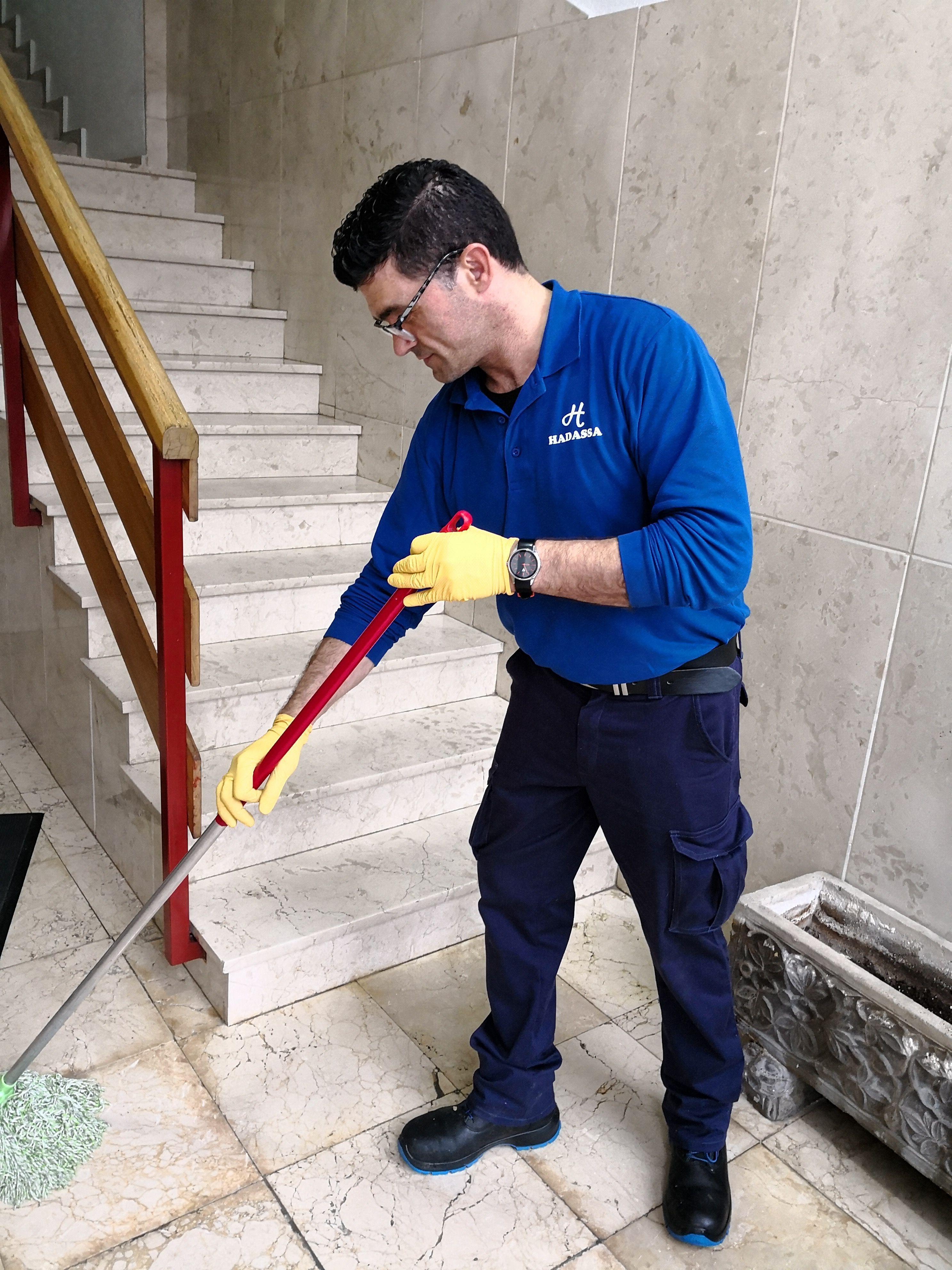 Foto 14 de Empresas de limpieza en Badajoz | Limpiezas Hadassa