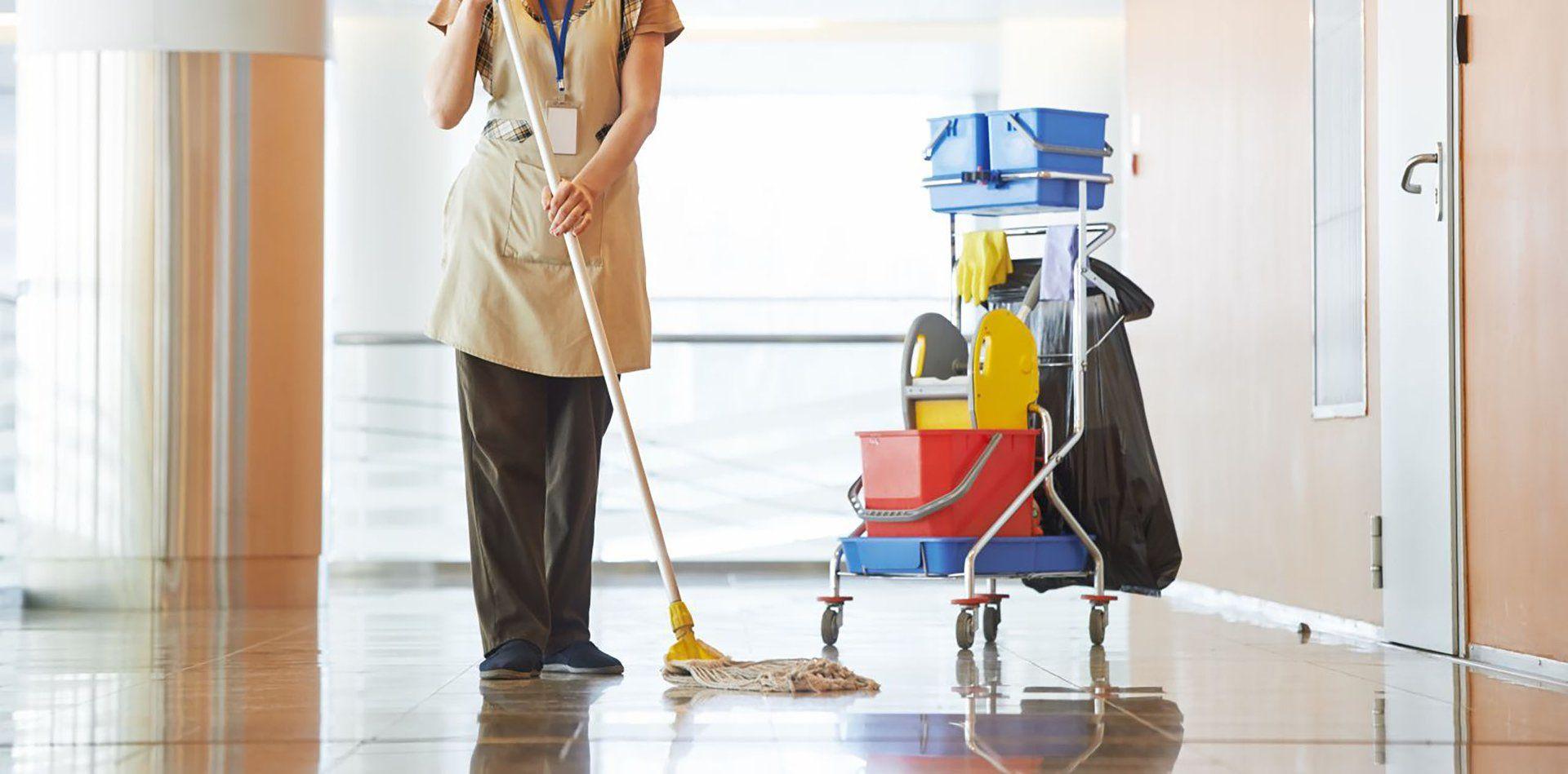 Foto 20 de Empresas de limpieza en Badajoz   Limpiezas Hadassa