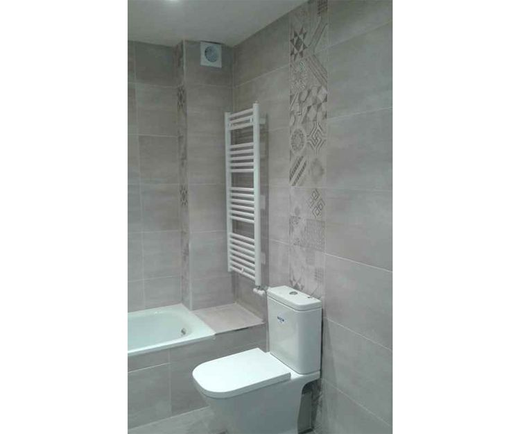 Reforma cuarto de baño en Alella