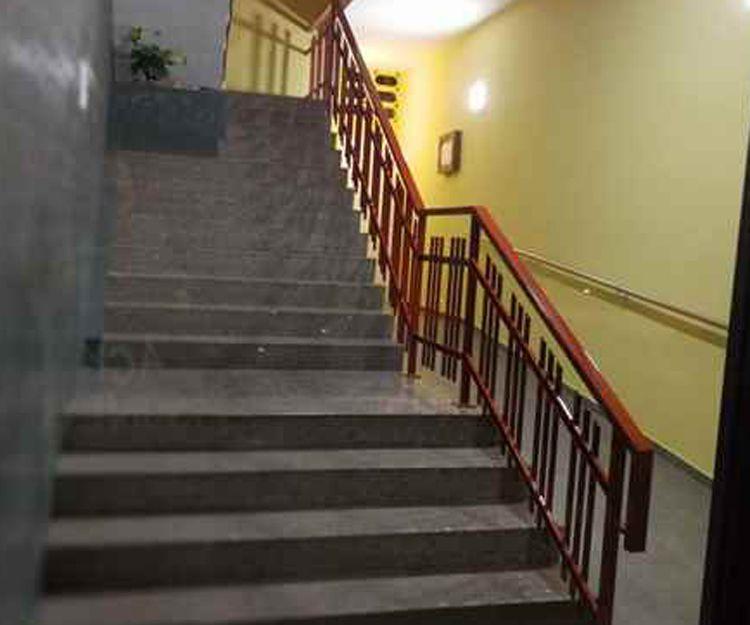 Rampa de escalera
