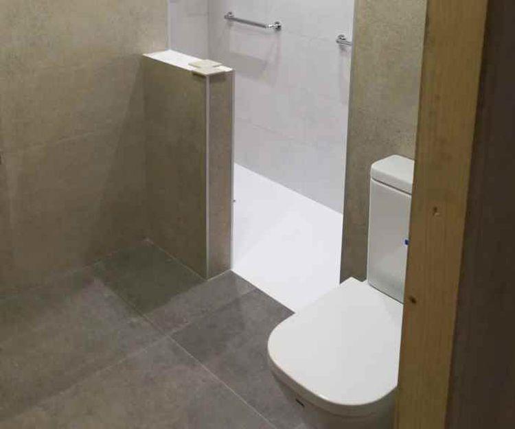 Reforma de baño en Mollet del Vallès