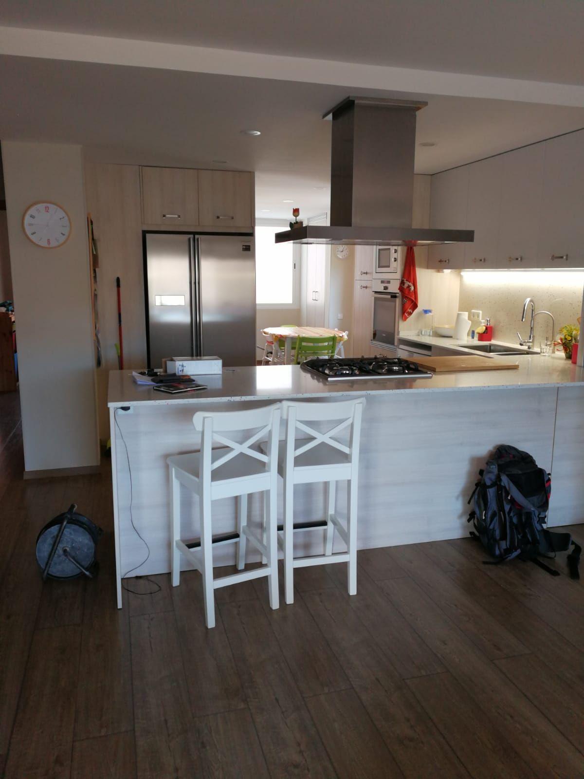 Cocina en Sant Cugat del Vallès