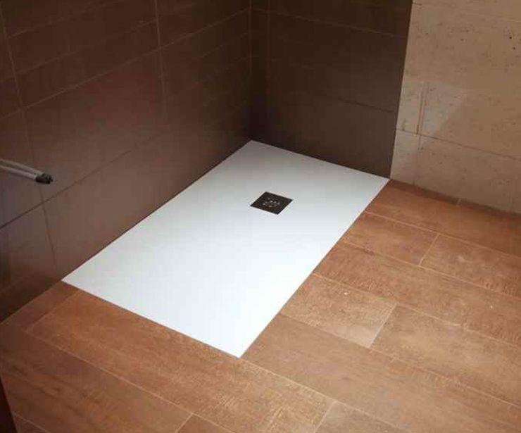 Reforma de baño semicompleto en Canovelles