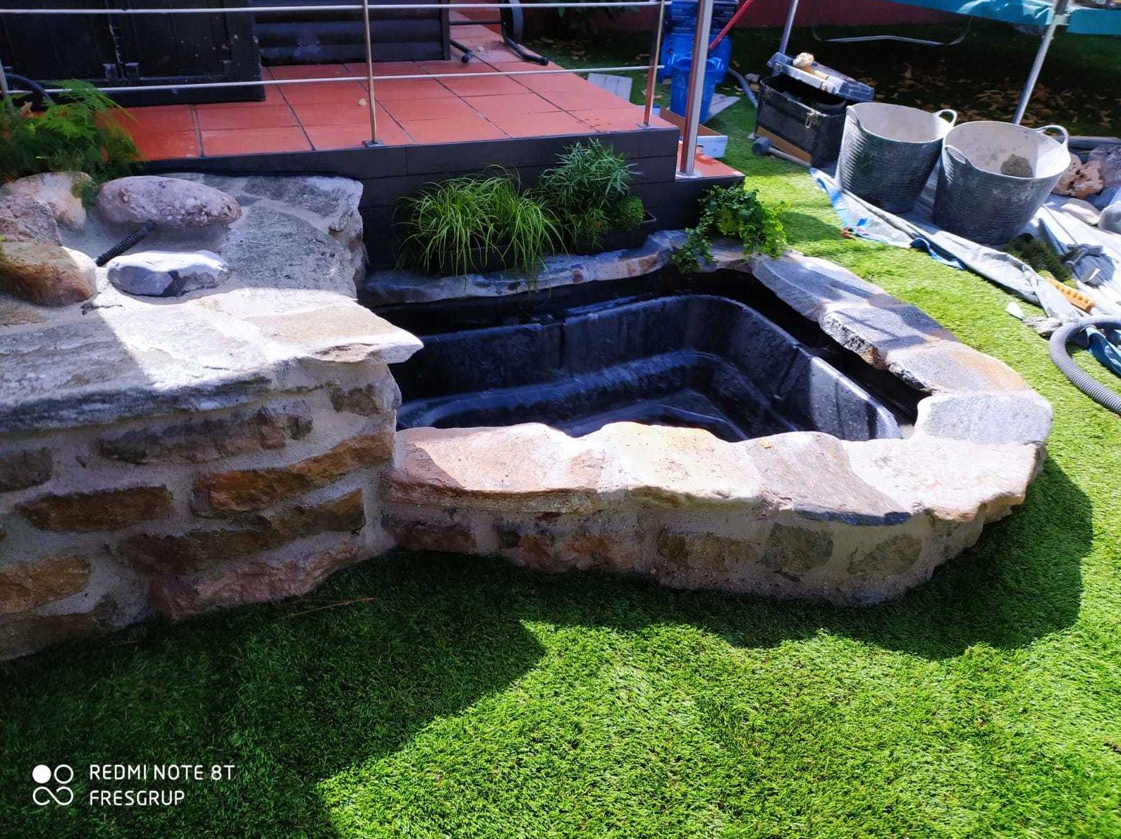Jardinería en Mollet del Vallès
