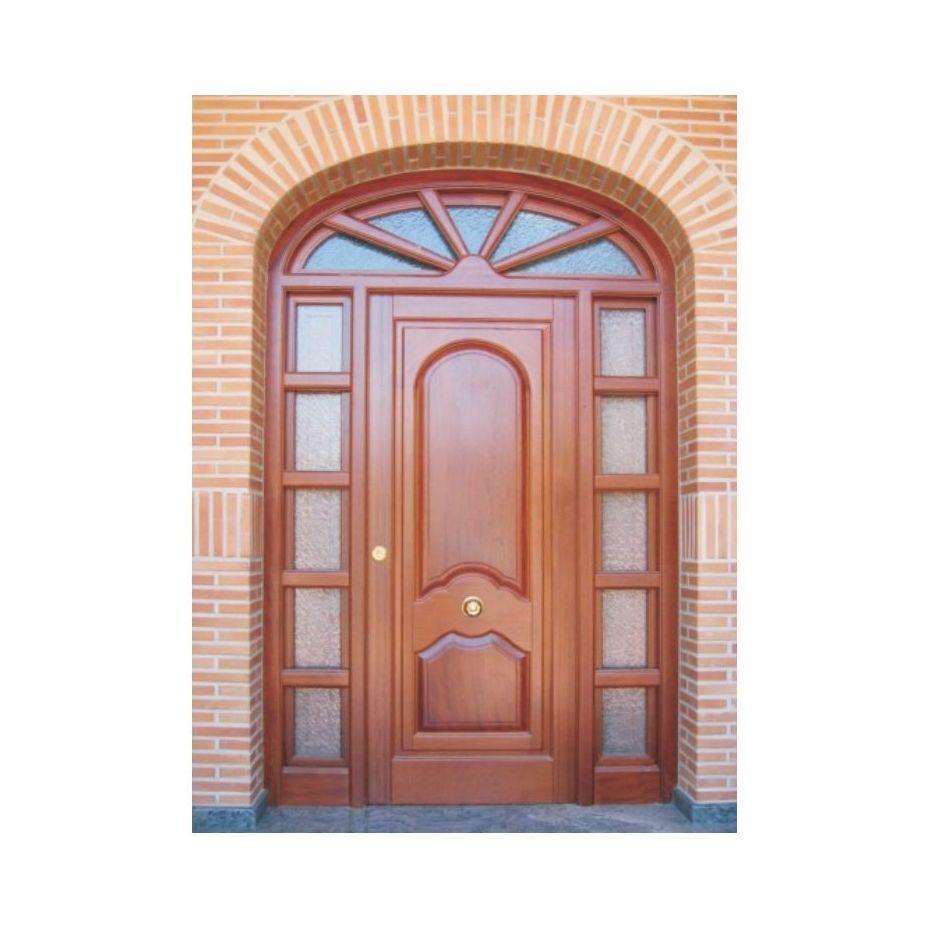 Puertas de entrada macizas : Productos de Puertas Pucho