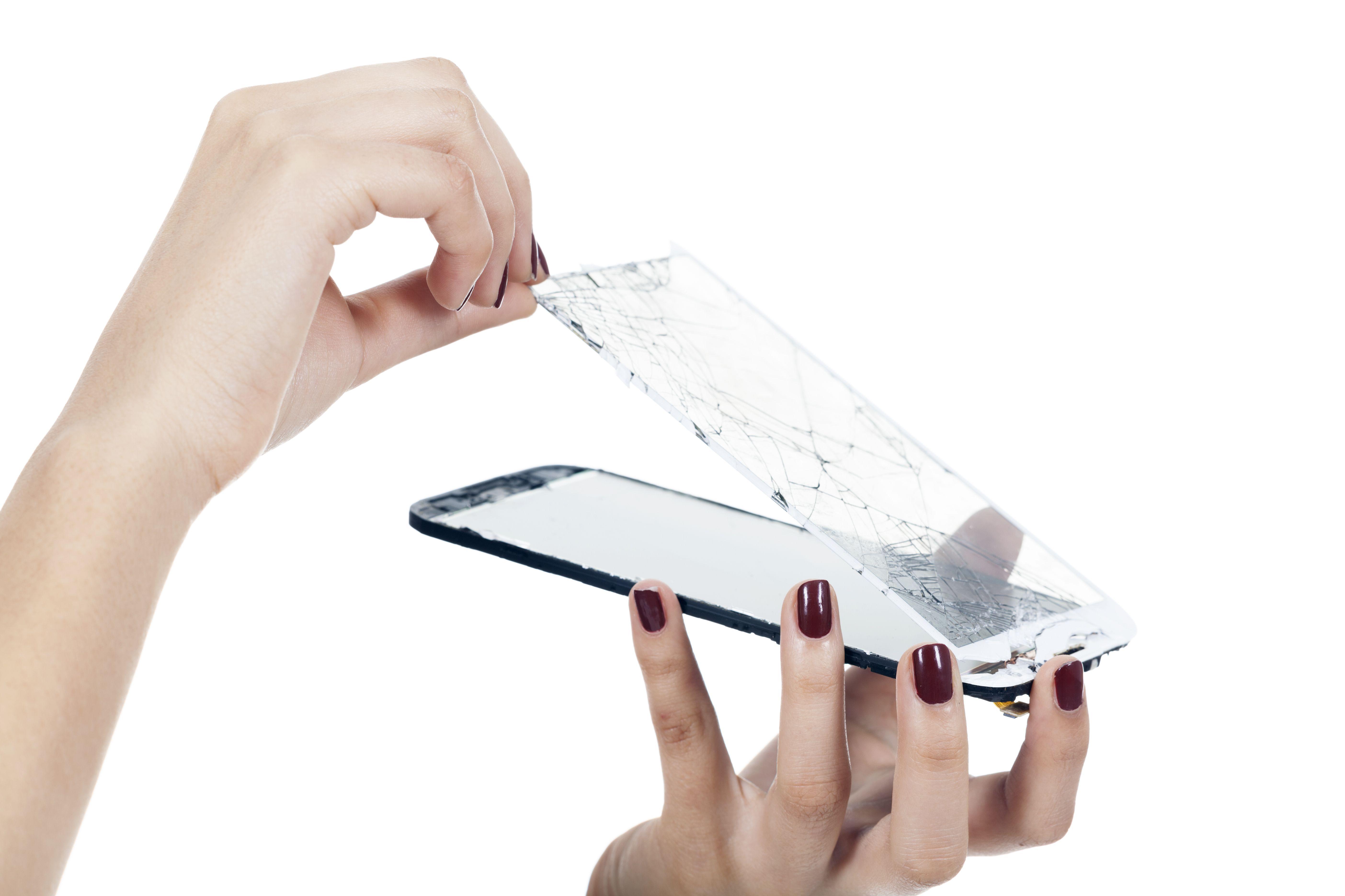 Reparar pantalla de móvil en La Paz, Madrid