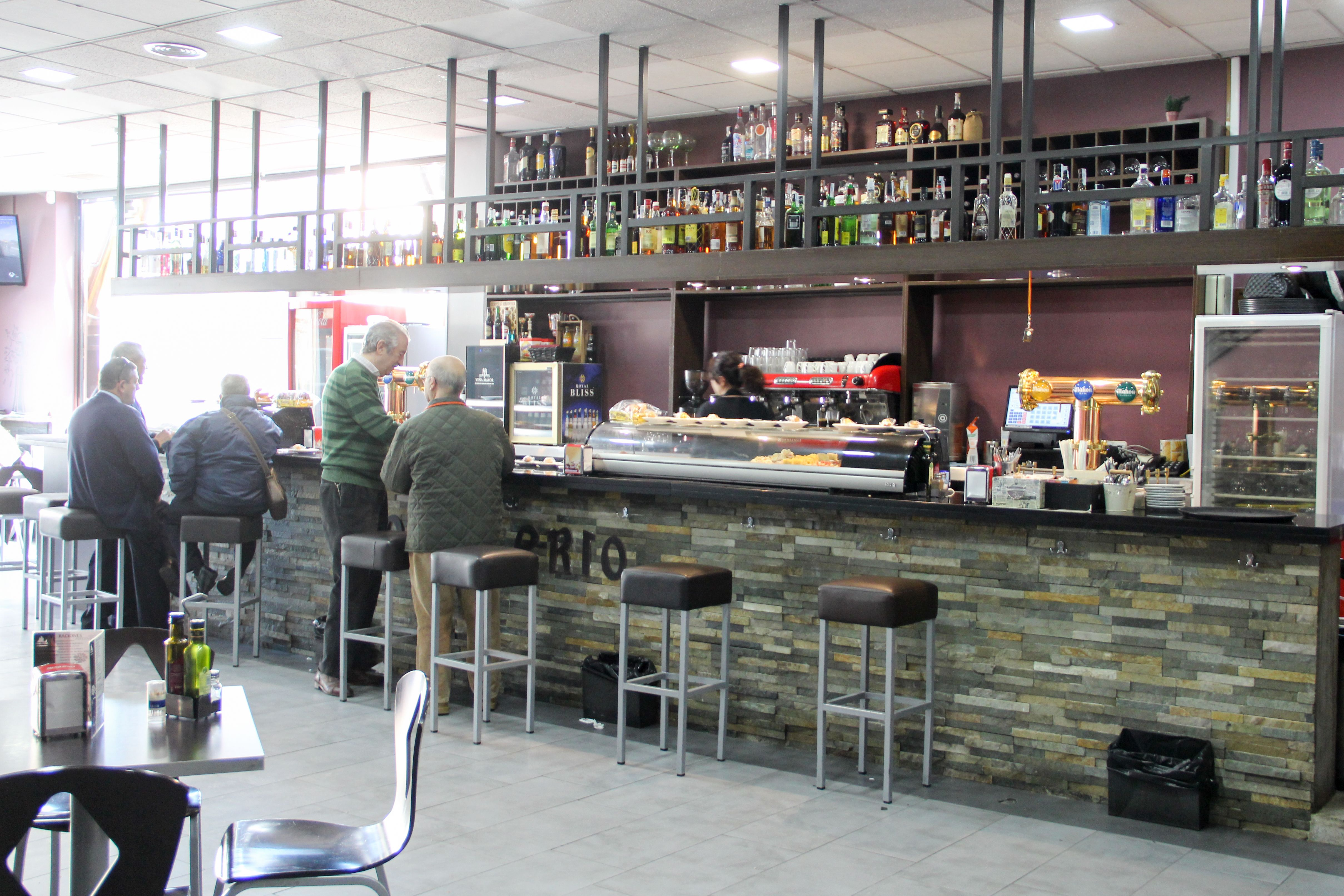 El Monasterio es el mejor restaurante donde tapear en San Sebastián de los Reyes