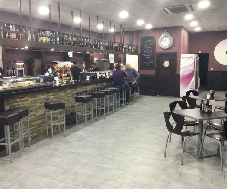 Bar de tapas en San Sebastián de los Reyes
