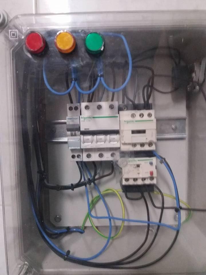 Automatismos eléctricos: Servicios de Electromontajes Paterna del Madera