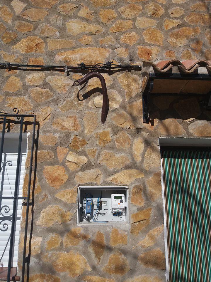 Instalaciones eléctricas: Servicios de Electromontajes Paterna del Madera