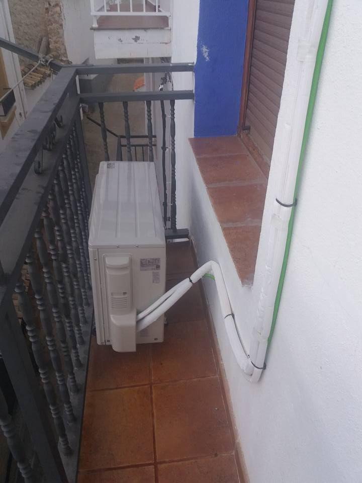Instalación de aire acondicionado: Servicios de Electromontajes Paterna del Madera