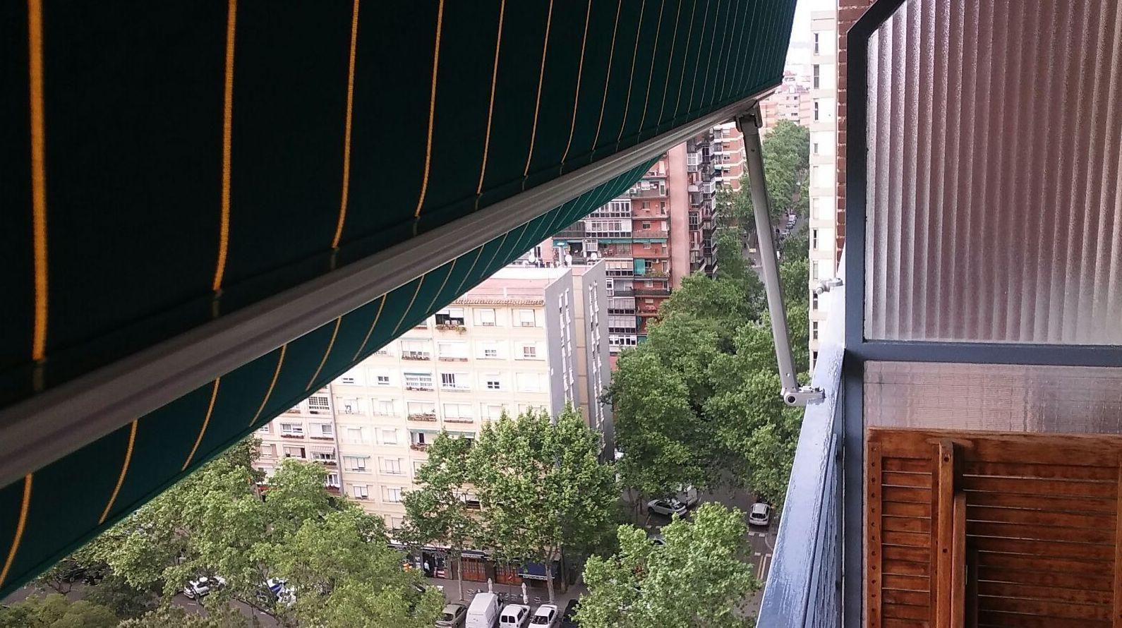 Foto 5 de Toldos y pérgolas en Barcelona | Toldos Glorias