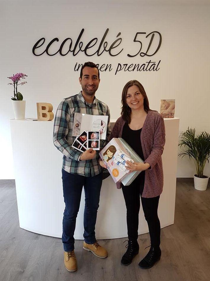 felices con ecobebé 5D Barcelona