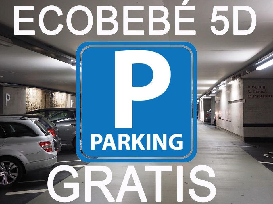 ECOGRAFÍA 5D BARCELONA -PARKING GRATIS