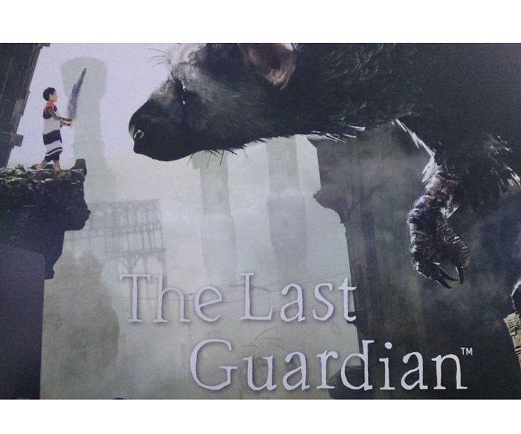 Videojuego The Last Guardian