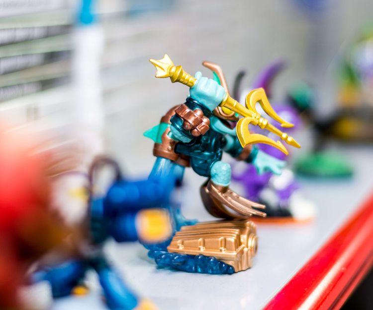 Venta de muñecos de los mejores videojuegos