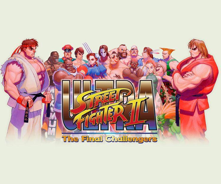 Ultra Street Fighter 2 The Final Challengers para Nintendo