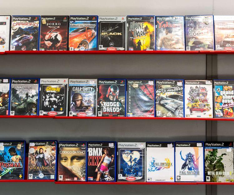 Disfruta de videojuegos de todos los estilos
