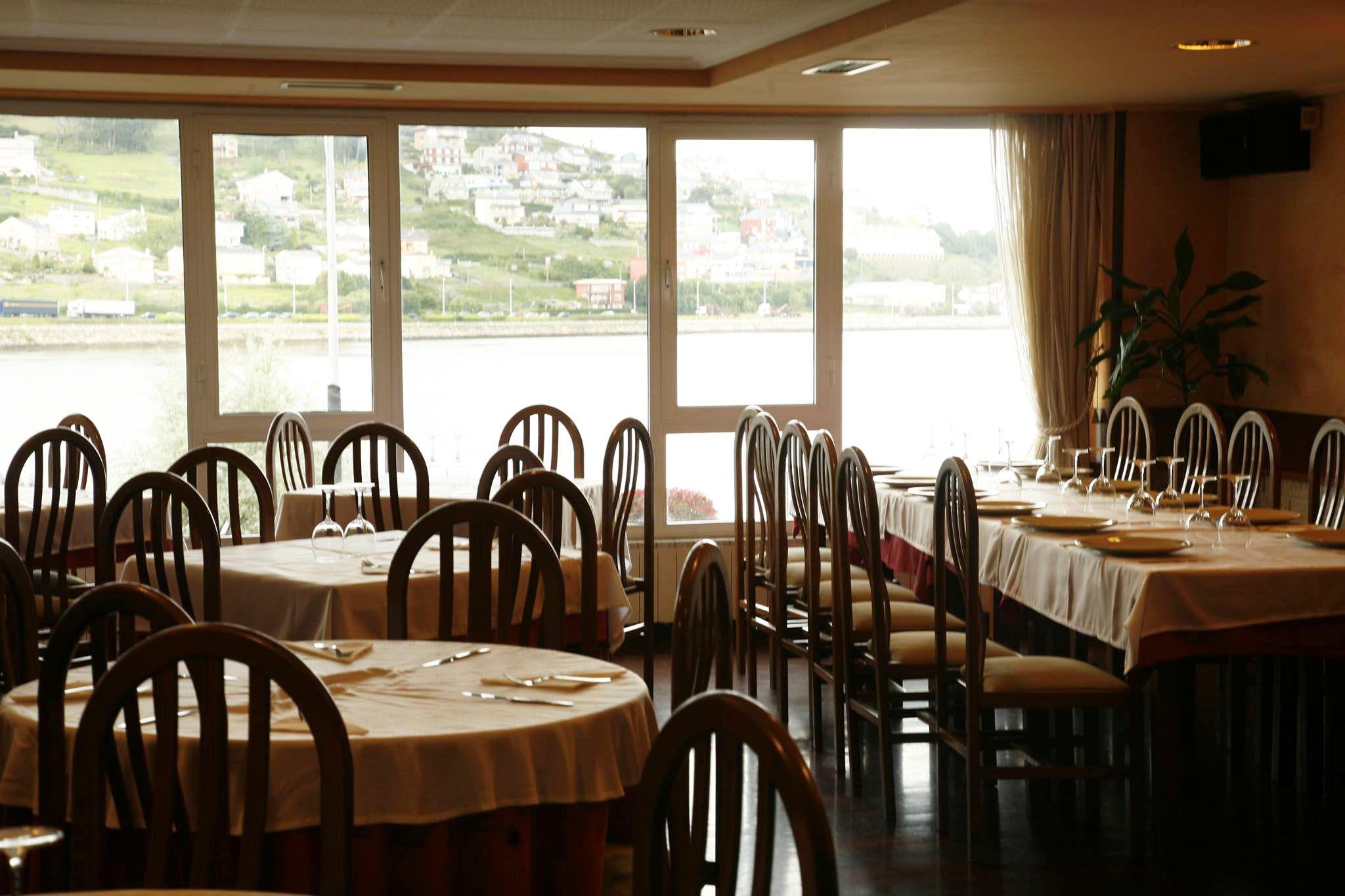 Restaurante recomendado en Viveiro