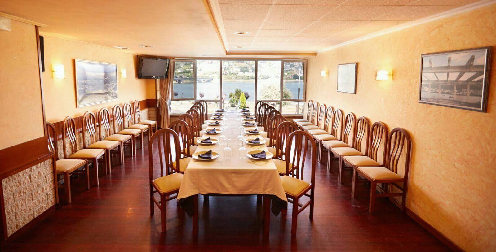Restaurante para eventos en Viveiro
