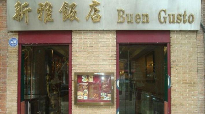 Restaurante Buen Gusto en Madrid