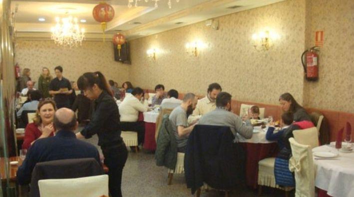 Cocina china en Madrid